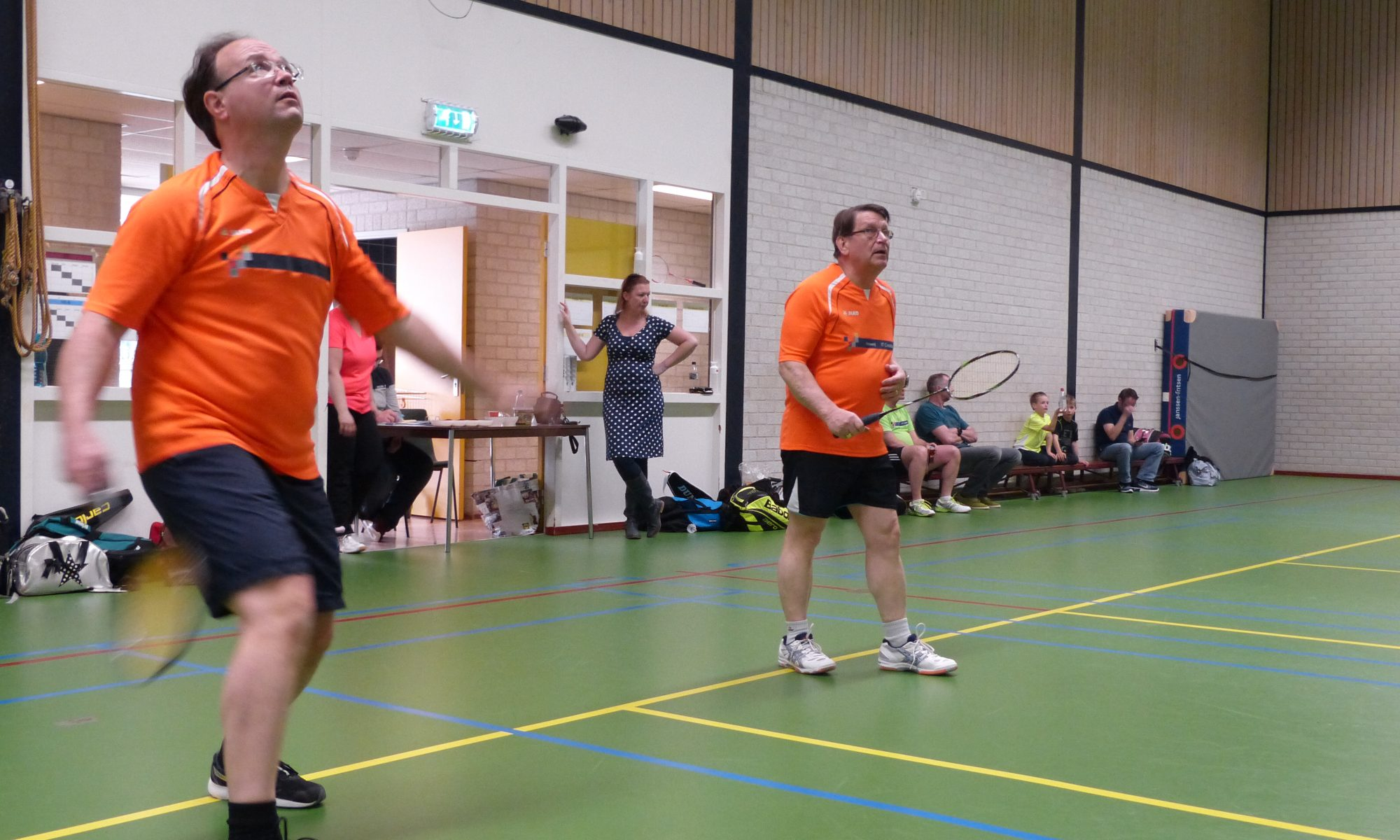 Badminton Club Op Dreef